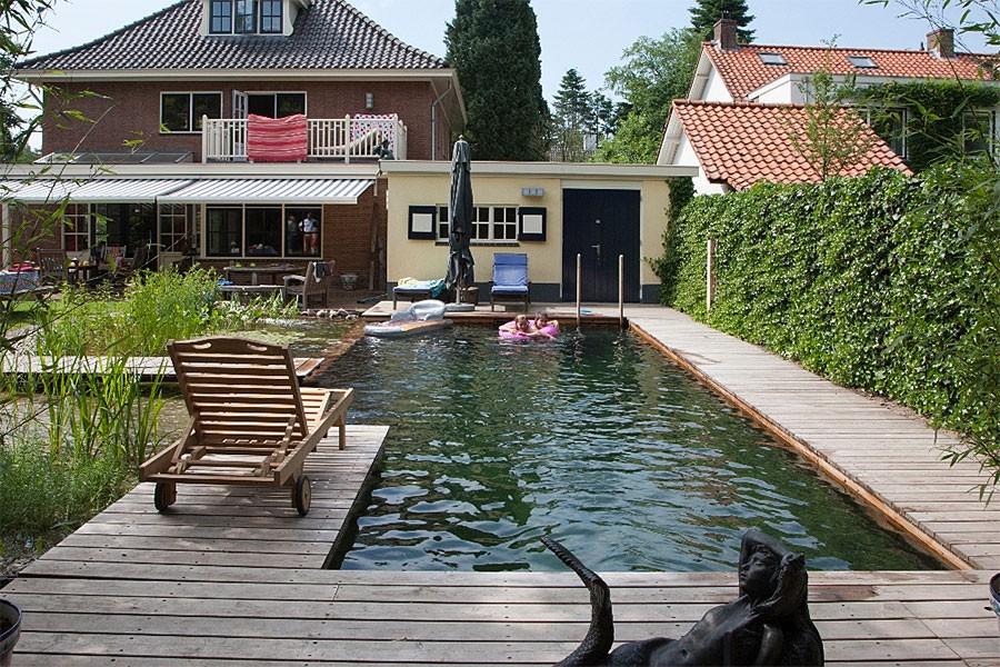 Natuurlijk zwembad